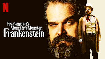 Frankenstein's Monster's Monster, Frankenstein (2019)
