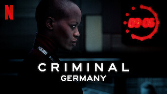 Criminal: Germany (2019)